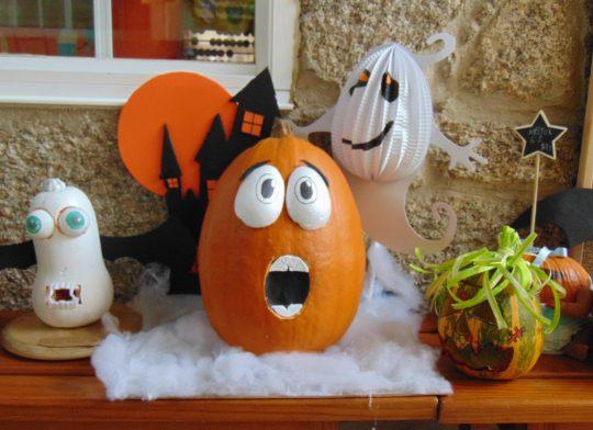 Cabaza Halloween
